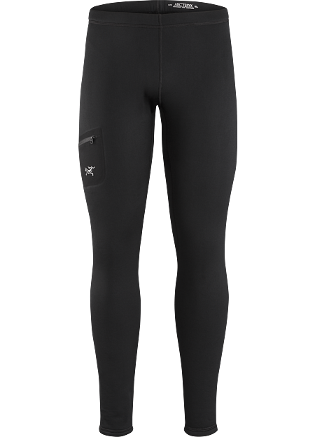 Versatile, insulated tight that can be worn as an insulated base layer, or as a stand-alone outer layer during cool-weather workouts