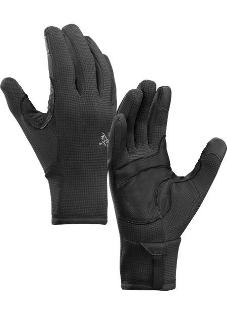 Rivet Glove  Black