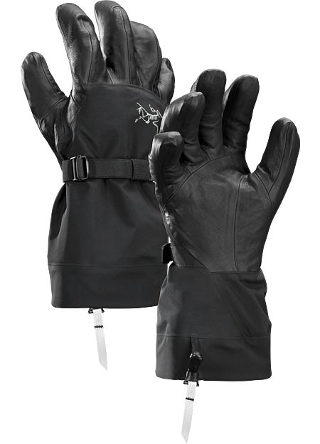 Rush SV Glove Men's Black