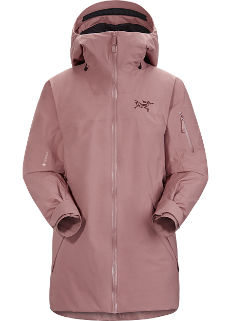Versatile, synthetically insulated GORE-TEX jacket for big mountain skiers and boarders. | IS: Insulated.
