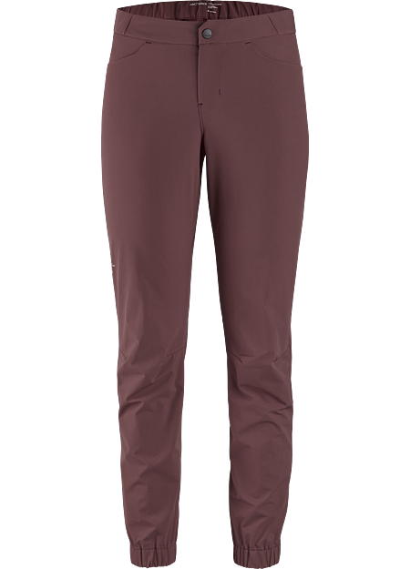 Lightweight, durable climbing pant with good stretch and crossover for everyday wear.