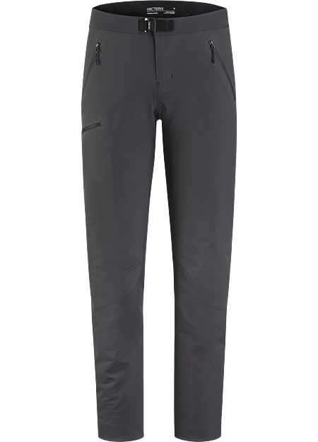 Durable composite softshell pant for all-round, cold weather alpine and ice/mixed climbing. | AR: All-round.