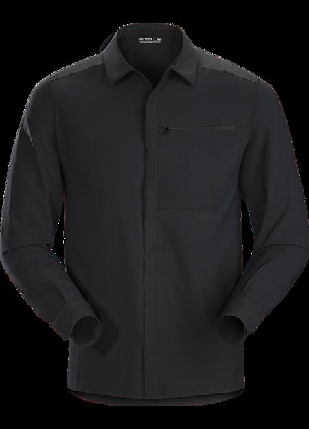 スカイライン LS シャツ Men's Black