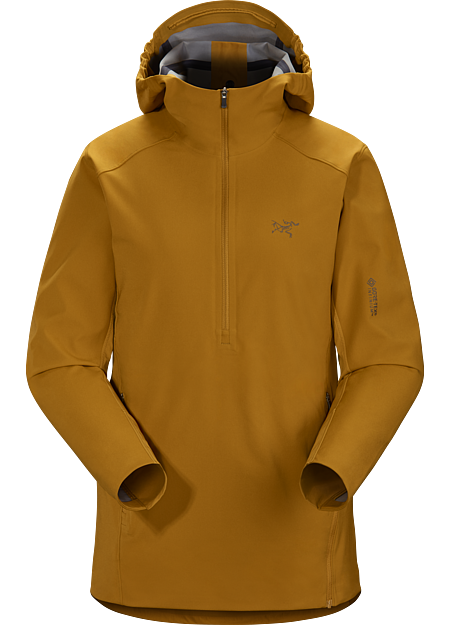 Windproof anorak for mountain training in windy, cool, damp conditions. | SL: Superlight.
