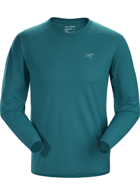 Durable, highly breathable shirt for hot weather backpacking and trekking.
