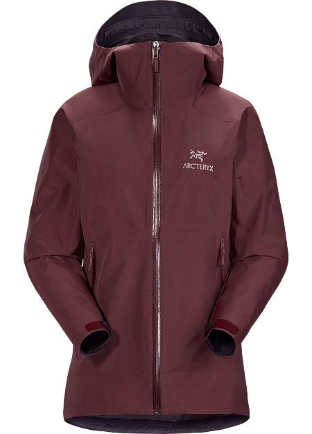 Zeta SL Jacket Women's Dark Inertia