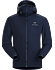 Atom LT Hoody Men's Kingfisher