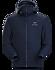 Chaqueta con capucha Atom LT Men's Kingfisher