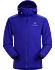 Chaqueta con capucha Atom LT Men's Squid Ink