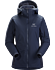 Atom LT Hoody Women's Kingfisher