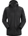 Covert Hoody Women's Black Heather