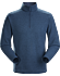 Covert LT 1/2 Zip Men's Cosmic Heather