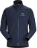 Gamma LT Jacket Men's Cobalt Moon