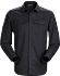 Lattis Shirt LS Men's Black