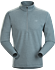 Motus AR Zip Neck LS Men's Crux Heather