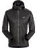 Norvan SL Hoody Men's Black/Aeroponic
