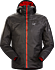 Norvan SL Insulated Hoody Men's Black/Dynasty