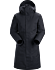 Patera Parka Women's Black