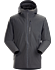 Radsten Parka Men's Black Heather