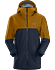 Rush Jacket ReBird Men's Kingfisher/Sundance