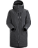 Sensa Parka Women's Black Heather