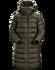 Seyla Coat Women's Dark Aeroponic