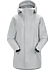 Wynd Softshell Coat Women's Athena Grey