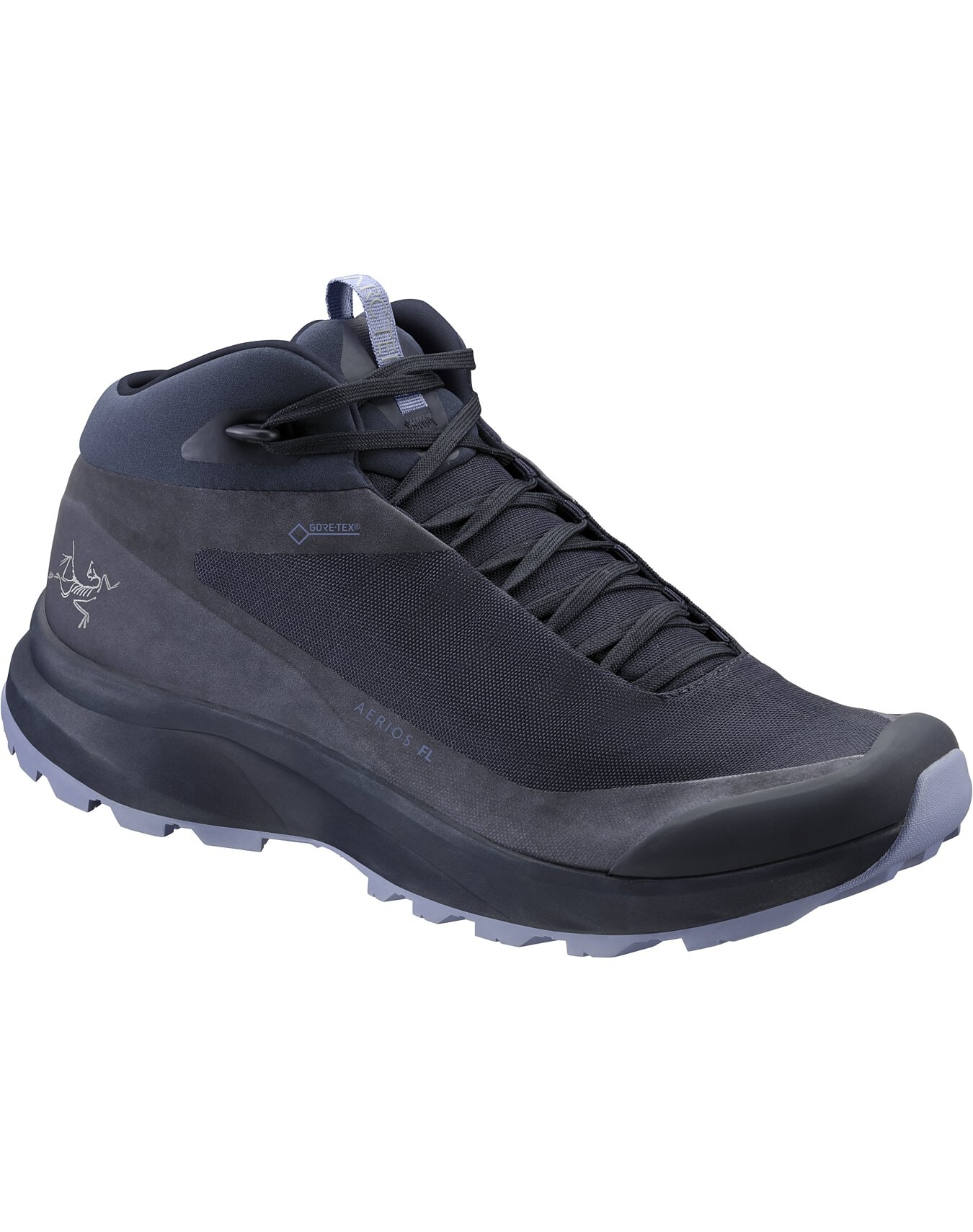 Aerios FL Mid GTX Shoe Black Sapphire/Binary
