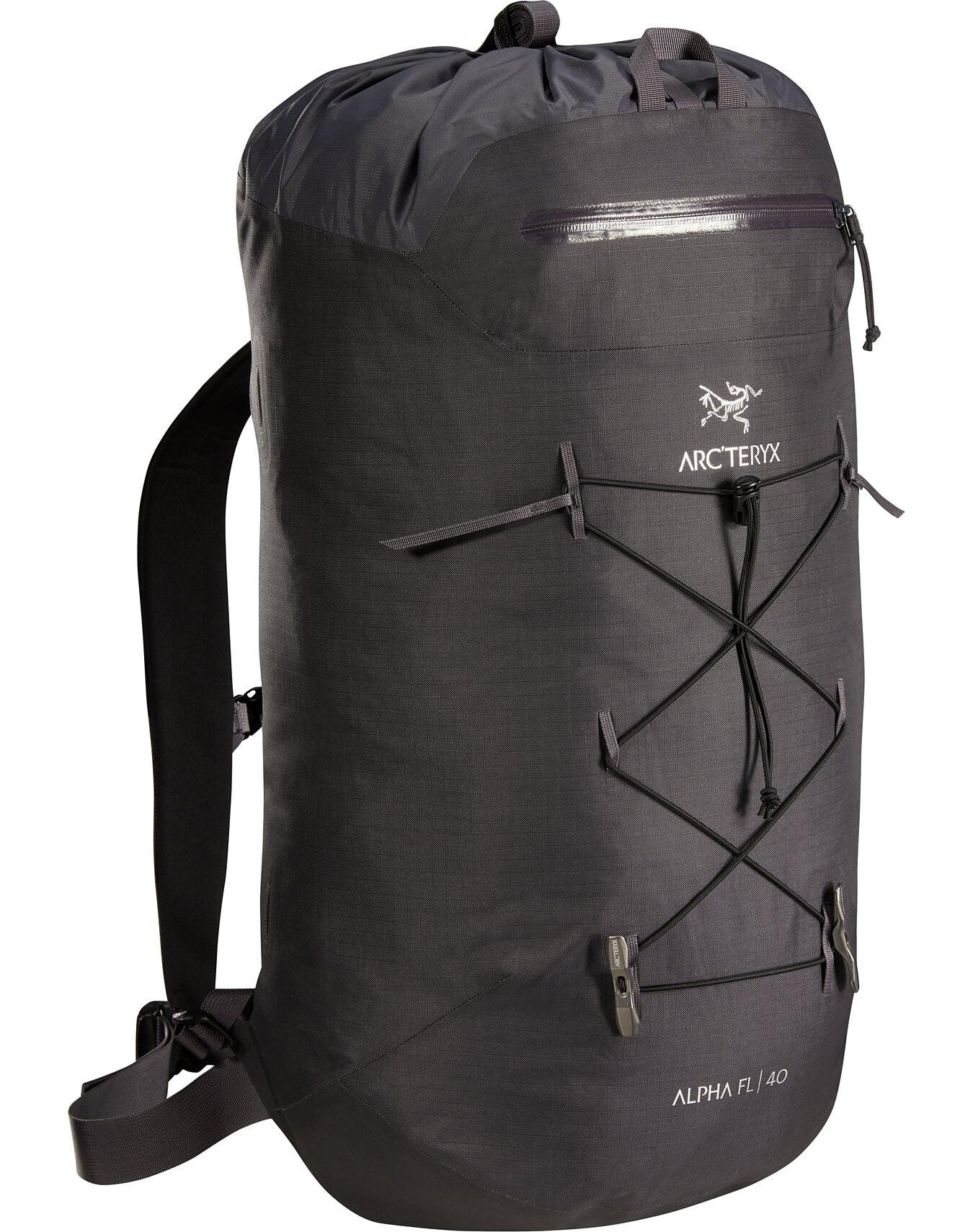 Alpha FL 40 Backpack Carbon Copy