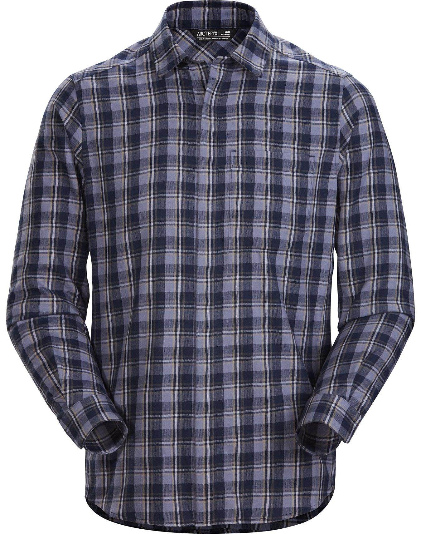 Bernal Shirt LS King's Quandary