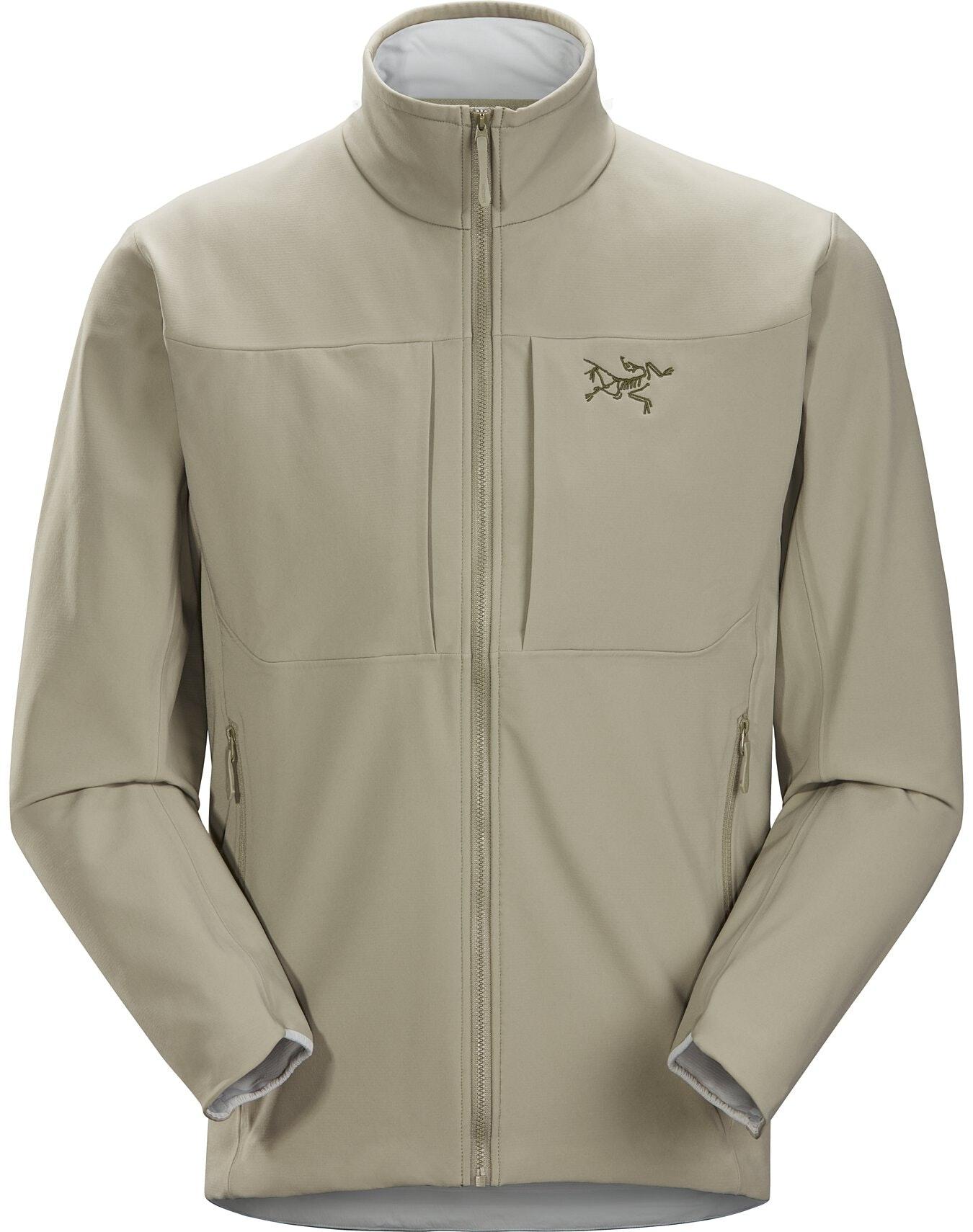 Gamma MX Jacket Distortion