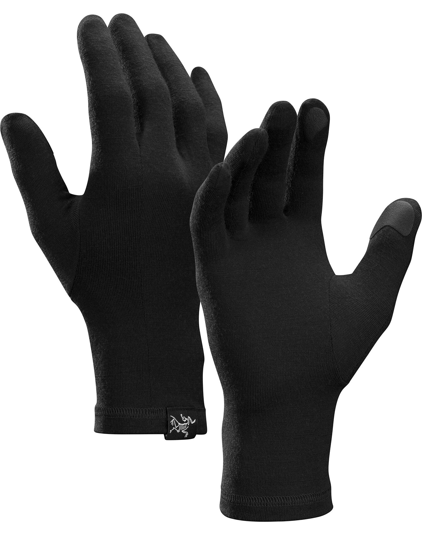 Gothic Glove Black
