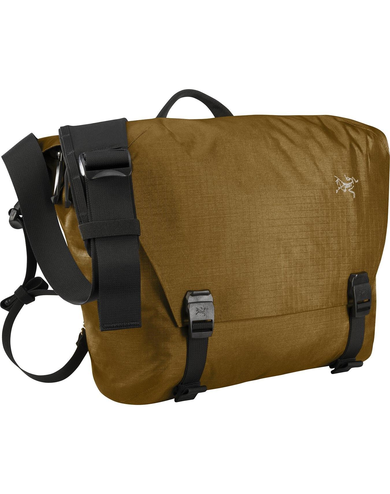 Granville 10 Courier Bag Yukon