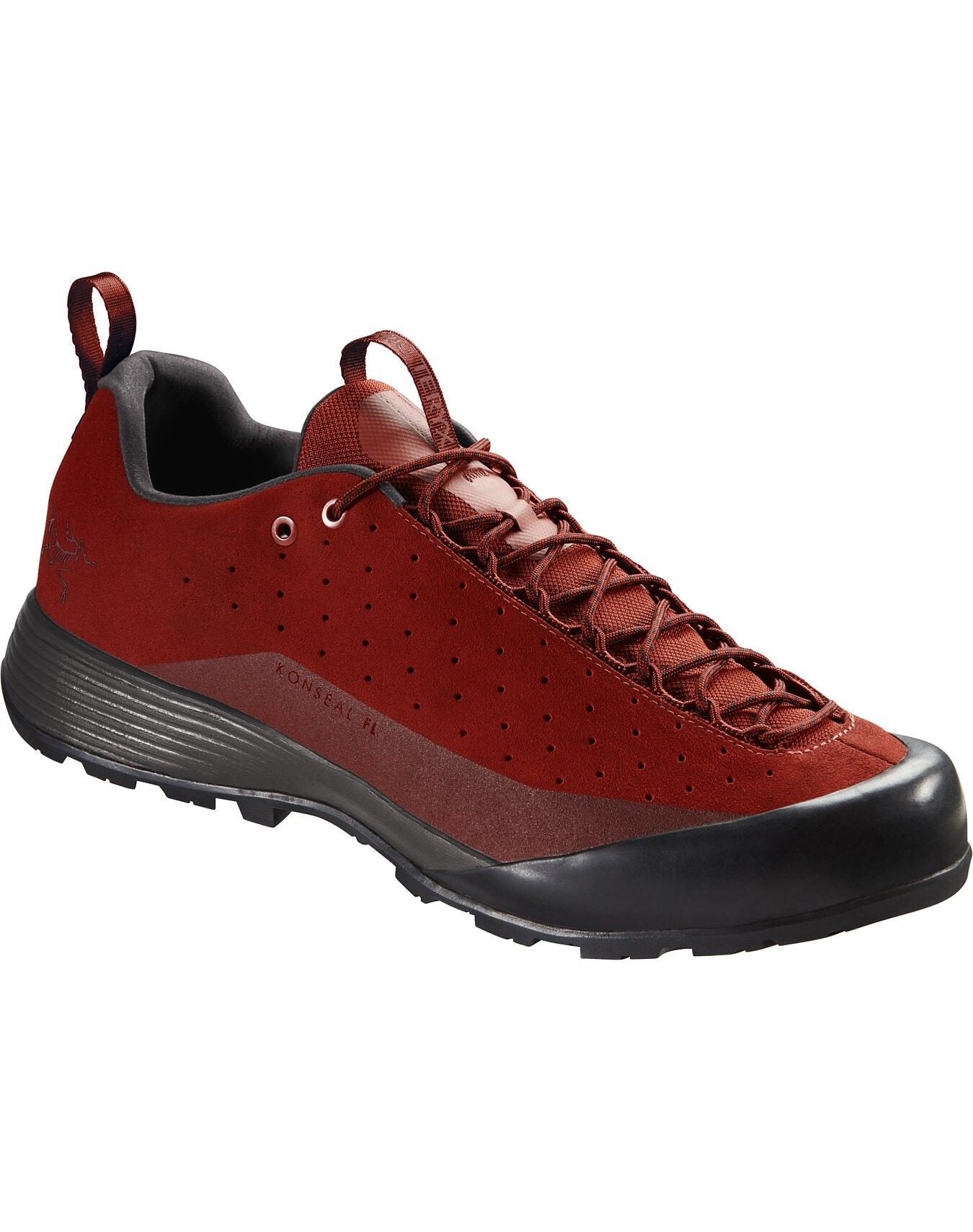 Konseal FL 2 Leather Shoe Infrared/Carbon Copy