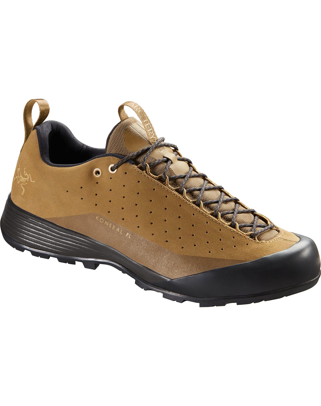 Konseal FL 2 Leather Shoe Men's