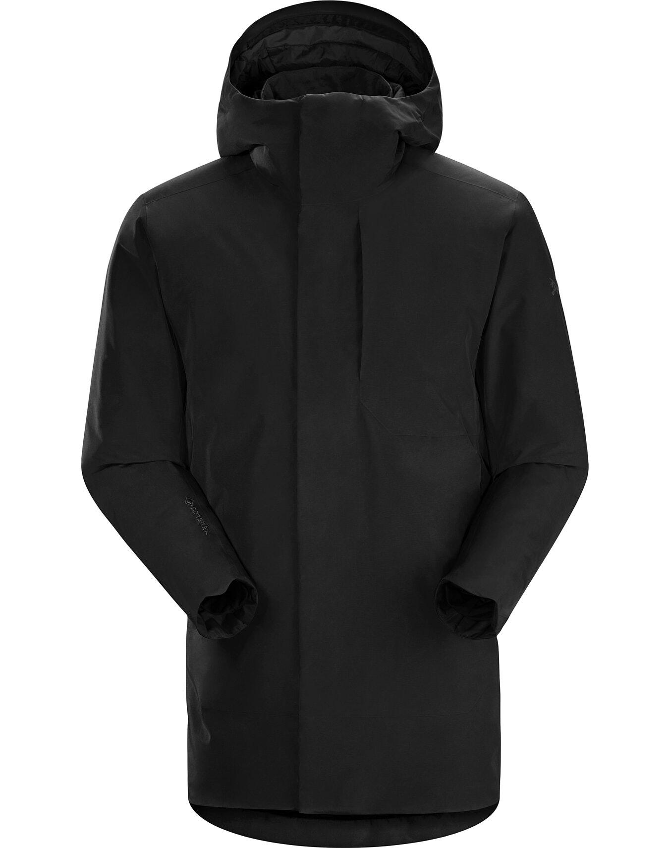 Magnus Coat Black