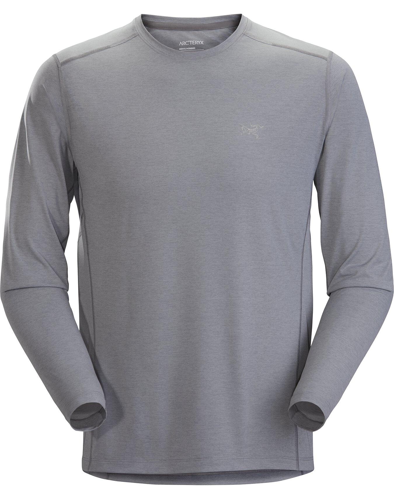 Motus SL Crew Neck Shirt LS Binary