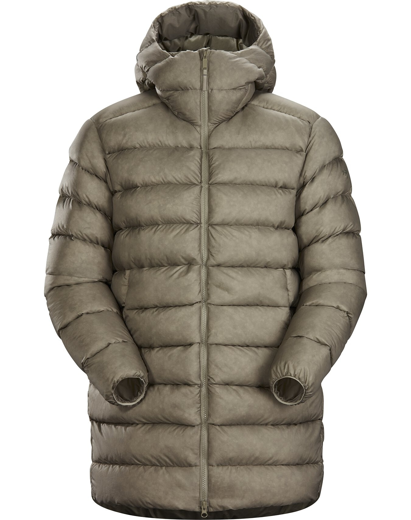 Piedmont Coat Distortion