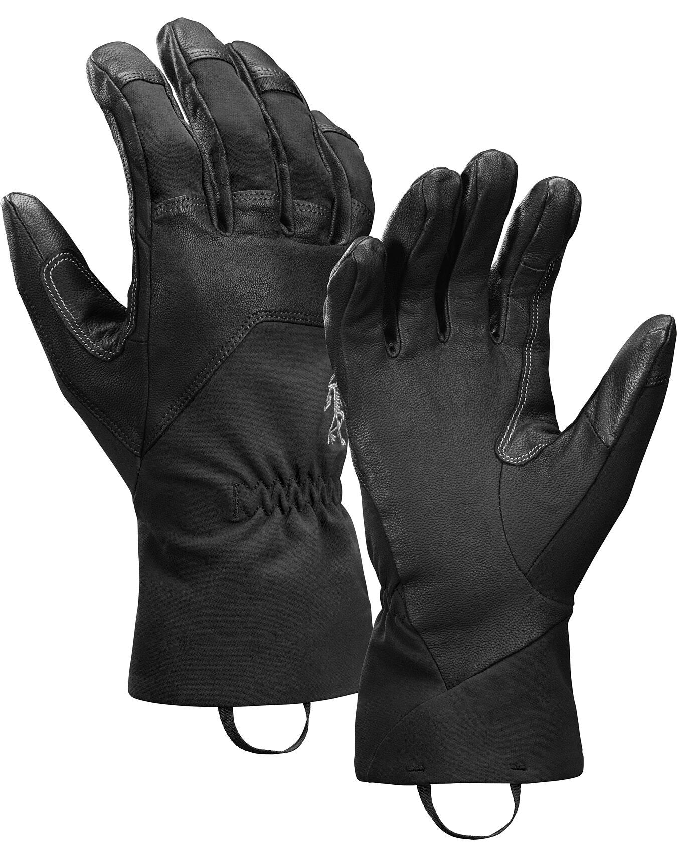 Rope Glove Black