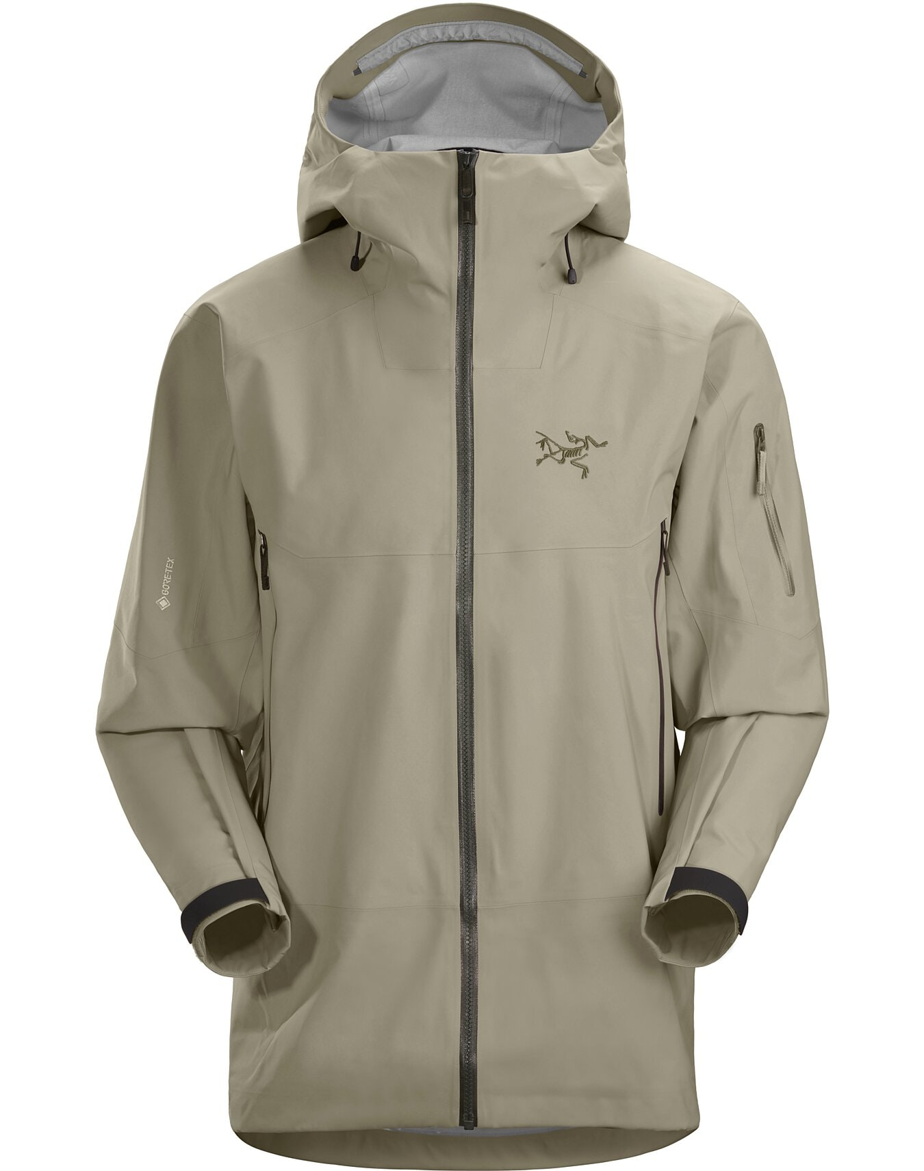 Sabre AR Jacket Distortion