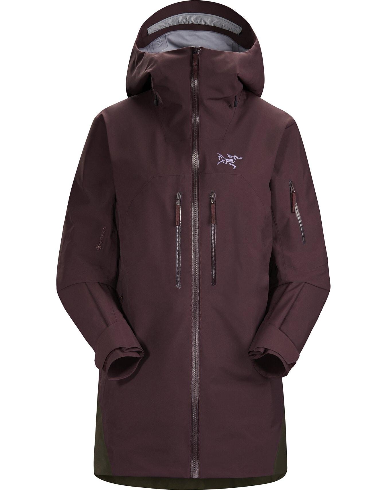 Sentinel LT Jacket Midnight Flume