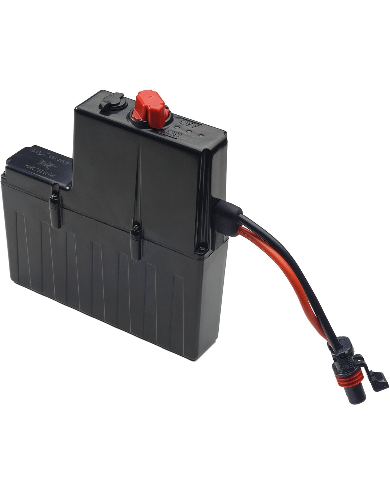 Voltair LiPo 22.2V Battery Black/Black