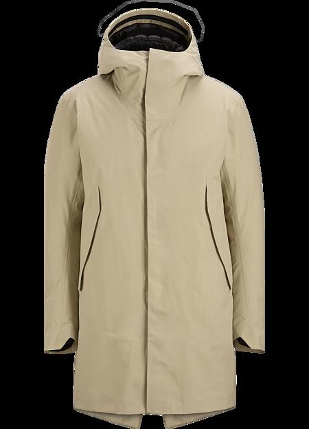Monitor Down Coat Men's Crescent