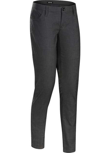 A2B Commuter Pant Women's Carbon Fibre