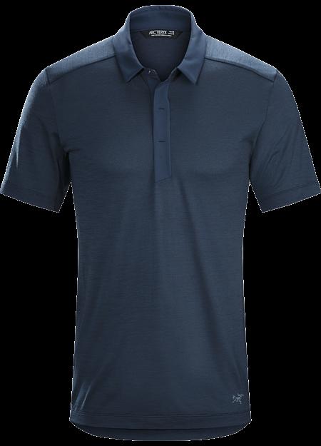 A2B Polo Shirt SS Men's Nighthawk