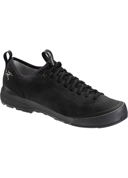 Acrux SL Leather Approach Shoe Men's Black/Black