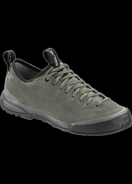 Acrux SL Leather GTX Approach Shoe Women's Castor Gray/SHADOW
