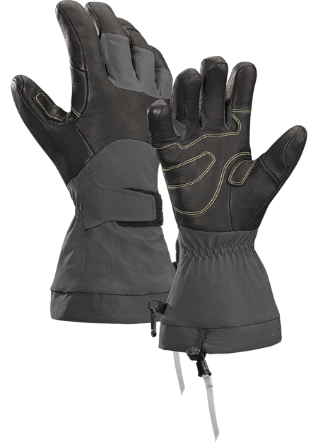 All round, versatile, warm, durable glove for general alpinism. Alpha Series: Climbing and alpine focused systems | AR: All Round.