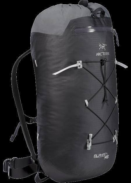 Alpha FL 45 Backpack  Black