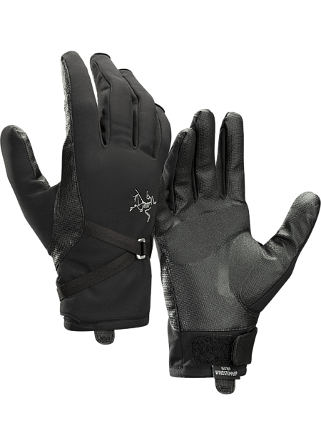 Gants Alpha MX  Black